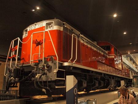 DD51 京都鉄道博物館