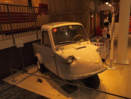 ダイハツ ミゼット 京都鉄道博物館