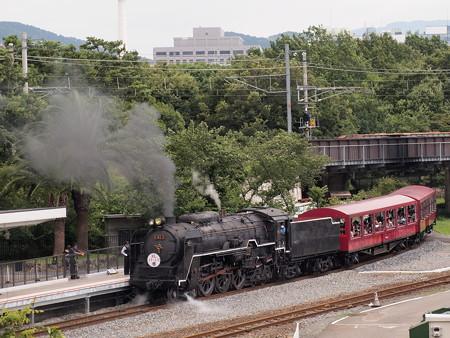 C62 SLスチーム号   京都鉄道博物館02