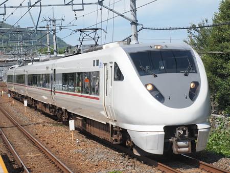 289系回送 東海道本線島本駅