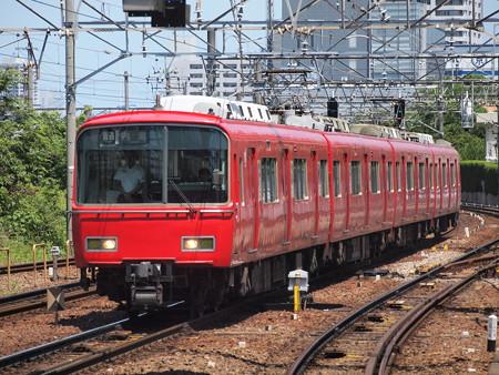 名鉄3500系普通 名鉄名古屋本線神宮前駅