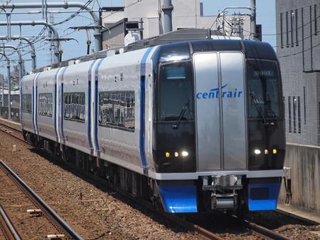 名鉄2000系ミュースカイ 名鉄常滑線柴田駅02