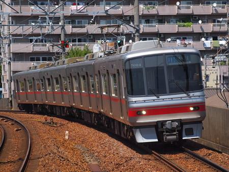 名鉄5000系急行 名鉄常滑線豊田本町駅