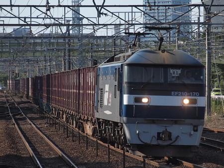 EF210貨物   東海道本線熱田駅02