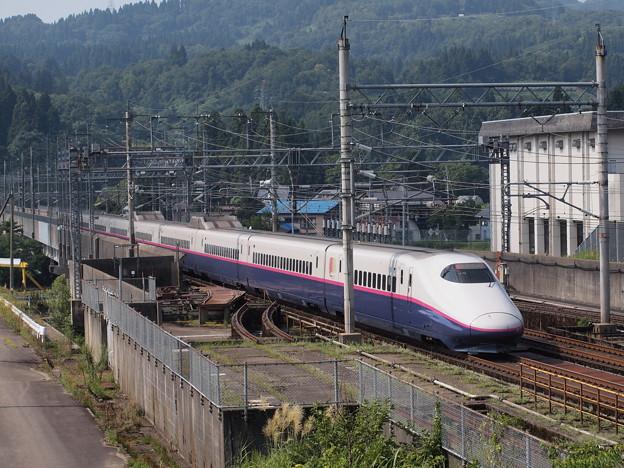 E2系とき  上越新幹線浦佐~長岡01