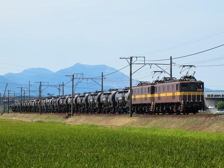 ED5080形貨物  三岐線山城~保々01