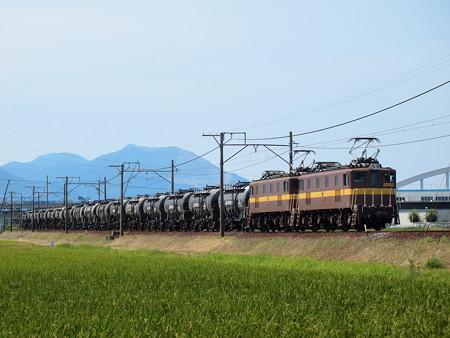 ED5080形貨物  三岐線山城~保々03