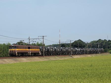 ED45形貨物  三岐線山城~保々03