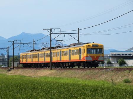 三岐鉄道801形  三岐線山城~保谷02