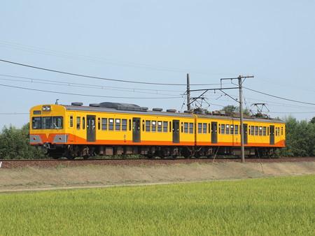 三岐鉄道101系   三岐線山城~保々02