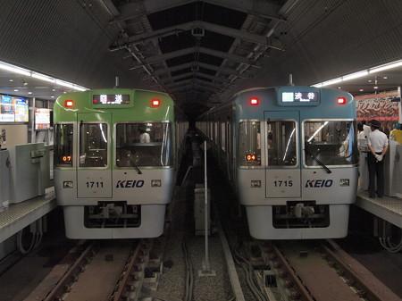 京王1000系 京王井の頭線吉祥寺駅