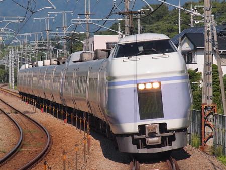 E351系特急スーパーあずさ中央本線韮崎~塩崎04