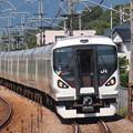 E257系特急あずさ中央本線韮崎~塩崎05