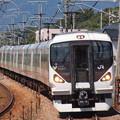 E257系特急あずさ中央本線韮崎~塩崎08