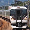 E257系特急あずさ中央本線韮崎~塩崎09