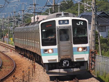 211系普通 中央本線韮崎~塩崎04