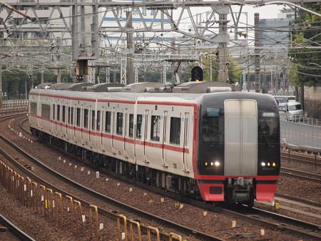 名鉄2300系特急 名古屋本線神宮前~熱田02