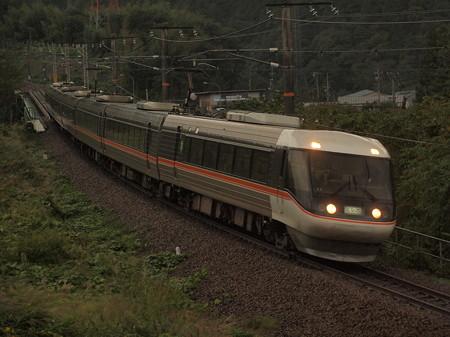 383系ワイドビューしなの  中央本線大桑~須原01