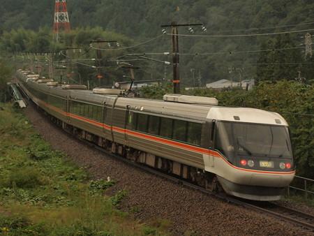 383系ワイドビューしなの  中央本線大桑~須原03