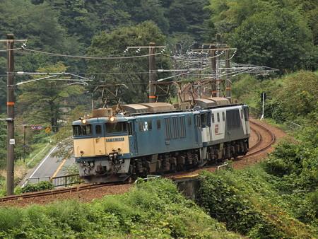 EF64回送  中央本線倉本~須原02