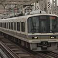 221系大和路快速 大阪環状線大正駅02