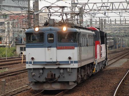 HD300甲種  東海道本線神宮前駅01
