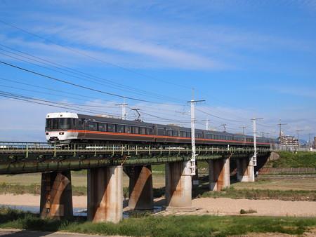383系特急しなの 中央本線新守山~大曽根