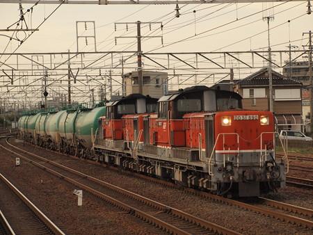 DD51貨物 東海道本線清洲駅04