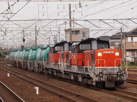 DD51貨物 東海道本線清洲駅01