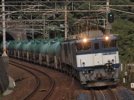 EF64貨物 中央本線古虎渓駅01