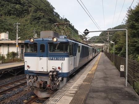 EF64貨物 中央本線古虎渓駅03