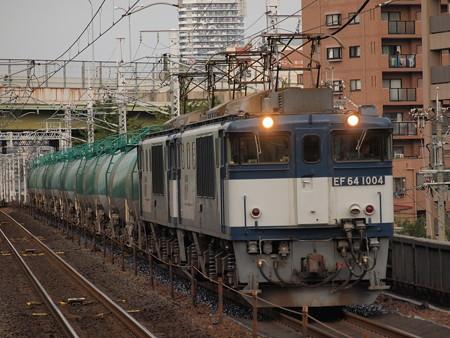 EF64貨物 中央本線鶴舞駅02