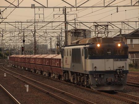 EF64貨物 東海道本線清洲駅04