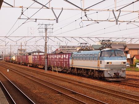 EF66貨物 東海道本線清洲駅01