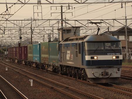 EF210貨物 東海道本線清洲駅03