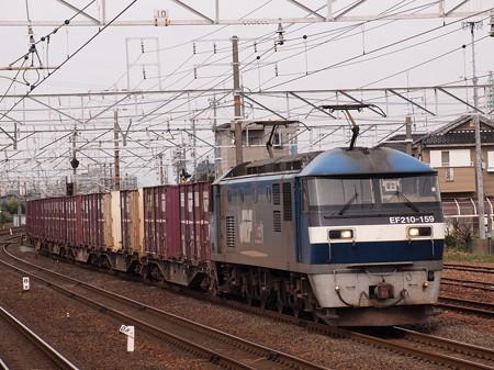 EF210貨物 東海道本線清洲駅01