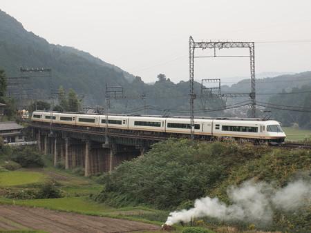 近鉄21000系特急 近鉄大阪線三本松~室生口大野01