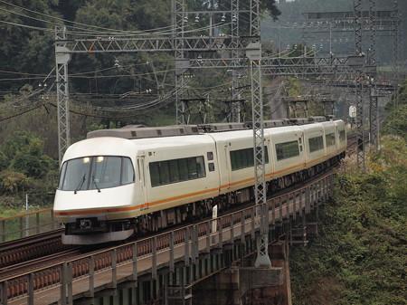 近鉄21000系特急 近鉄大阪線三本松~室生口大野03