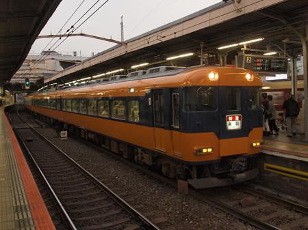 近鉄12200系阪伊乙特急 近鉄大阪線鶴橋駅01