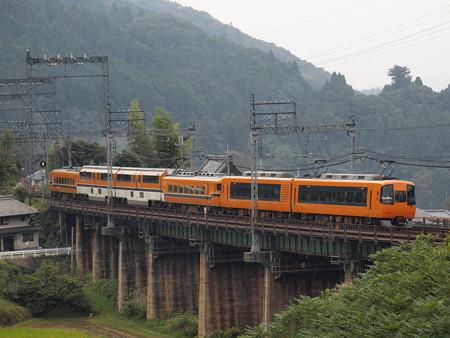 近鉄22000系特急 近鉄大阪線三本松~室生口大野01