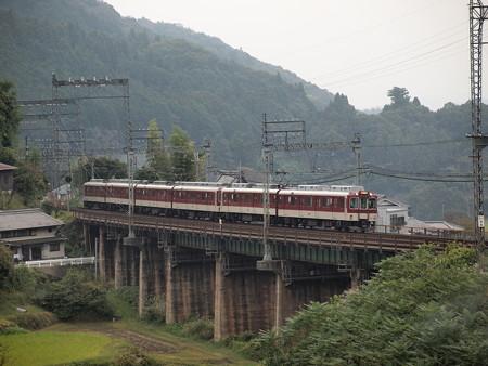 近鉄2600系急行 近鉄大阪線三本松~室生口大野01