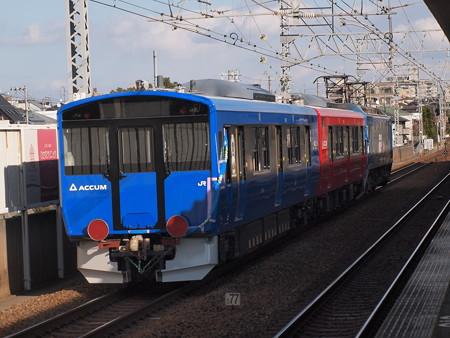 EV-E801系甲種東海道本線甲南山手駅01