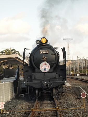 C62 SLスチーム号 京都鉄道博物館03