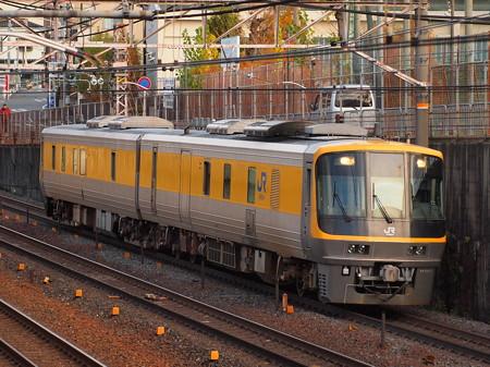 キヤ141系 東海道本線山科~京都02