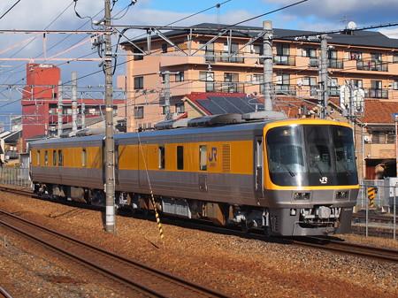 キヤ141系 東海道本線長岡京駅
