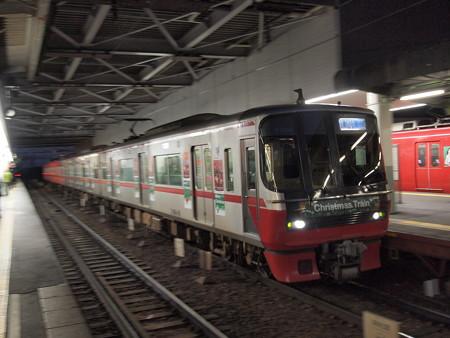 名鉄3300系普通 名鉄名古屋本線神宮前駅01