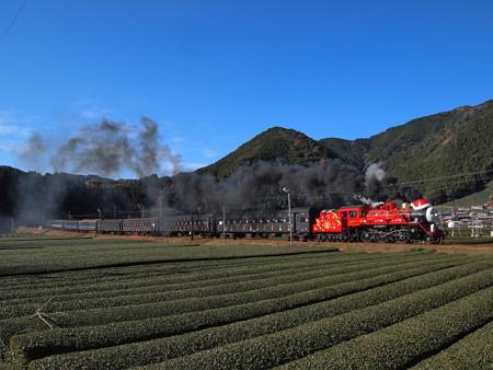ジェームス 大井川鉄道線家山~抜里02