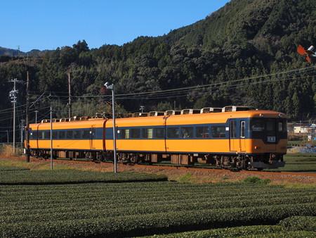 大井川鉄道16000系 大井川鉄道線家山~抜里02