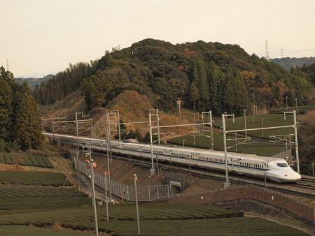 N700系のぞみ   東海道新幹線掛川~静岡03