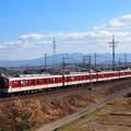 Photos: 近鉄6600系急行 近鉄南大阪線二上山~二上神社口01